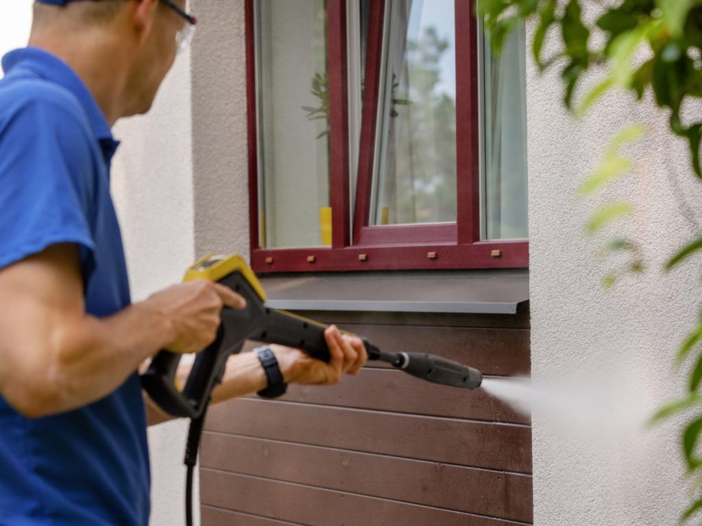 Fassadenreinigung Deutschlandweit